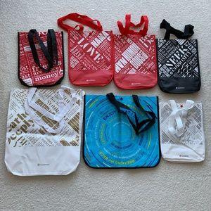 Lululemon Reusable Tote Bags